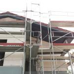 Dachunterschläge in RAL 7016