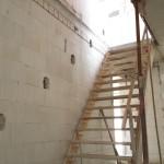 Einbaugehäuse für Treppenstufenbeleuchtung