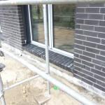 Die Terrassentür mit Haustürschwelle für einen Bodengleichen Austritt